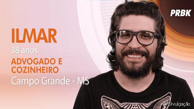 """Do """"Big Brother Brasil 17"""": Ilmar é do Mato Grosso e é divorciado"""
