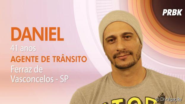 """Do """"BBB17"""": Daniel é de São Paulo e avisa que não gosta de mulheres muito apegadas"""