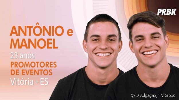Antônio e Manoel