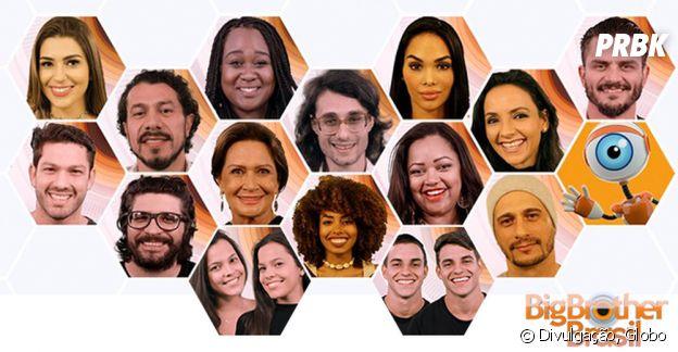 """No """"BBB17"""", participantes foram revelados pela Globo"""