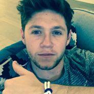 Niall Horan, do One Direction, aparece com novo visual e arranca elogios dos fãs!