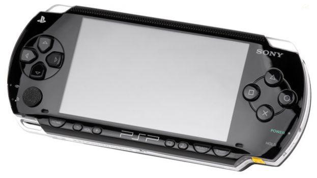 """O videogame portátil da Sony, """"PSP"""", vai descontinuado no Japão"""