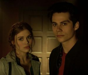 "Finalmente veremos Stiles (Dylan O'Brien) e Lydia (Holland Roden) juntos em ""Teen Wolf""?"