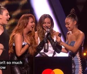 No Brit Awards, Little Mix faz discurso emocionante sobre amizade