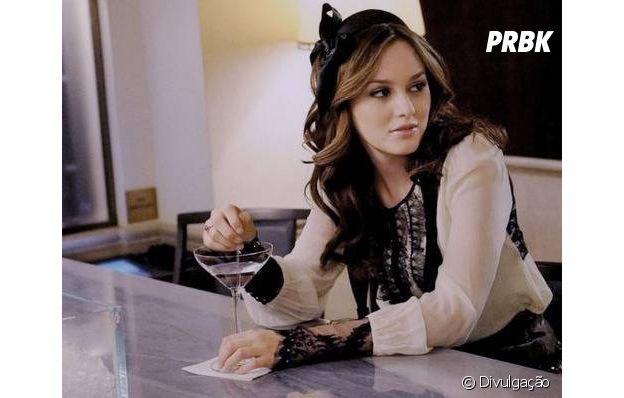 """Leighton Meester fez Blair Waldorf de """"Gossip Girl"""""""