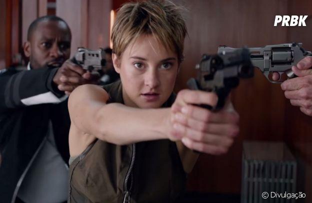 "Quem fez Beatrice Prior, de ""Divergente"", foi Shailene Woodley"