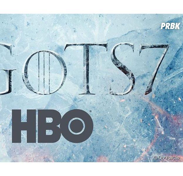 """De """"Game of Thrones"""": poster da 7ª temporada é divulgado!"""