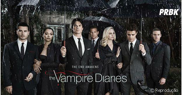 """Em """"The Vampire Diaries"""": atores contam como foi a despedida da série!"""
