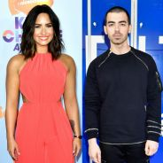 """Demi Lovato e Joe Jonas em """"Camp Rock"""" outra vez? Cantores brincam sobre sequência: """"Claro!"""""""