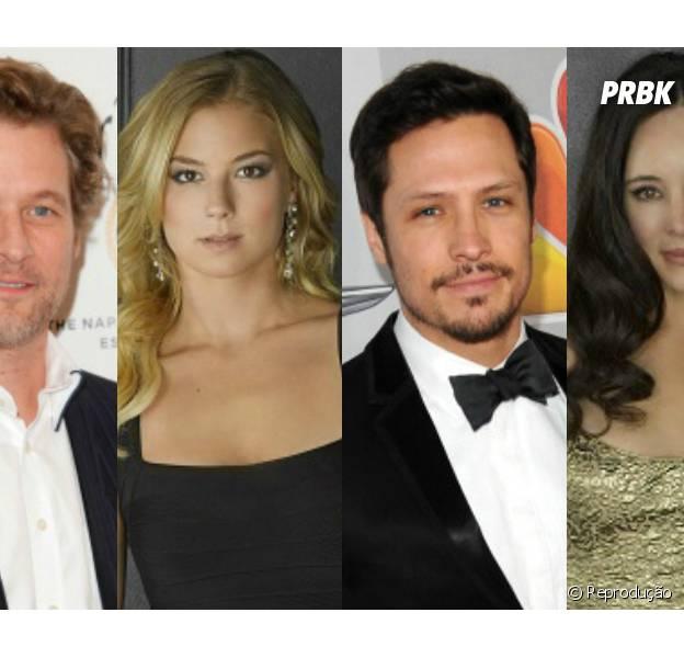 """Muitas novidades para abalar a vida de Emily (Emily VanCamp) na quarta temporada de """"Revenge""""!"""