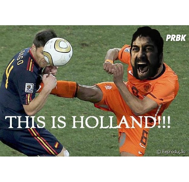 This is Holland!