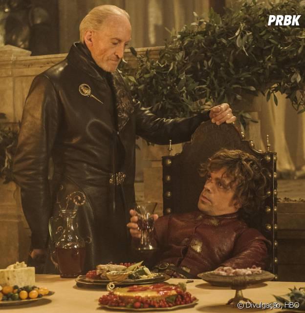 """Tyrion (Peter Dinklage) finalmente teve a vingança contra seu pai em """"Game of Thrones"""""""