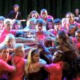 """Na 6ª temporada de """"Glee"""", o New Directions enfrentará novamente o Vocal Adrenaline, seus maiores rivais desde o início"""