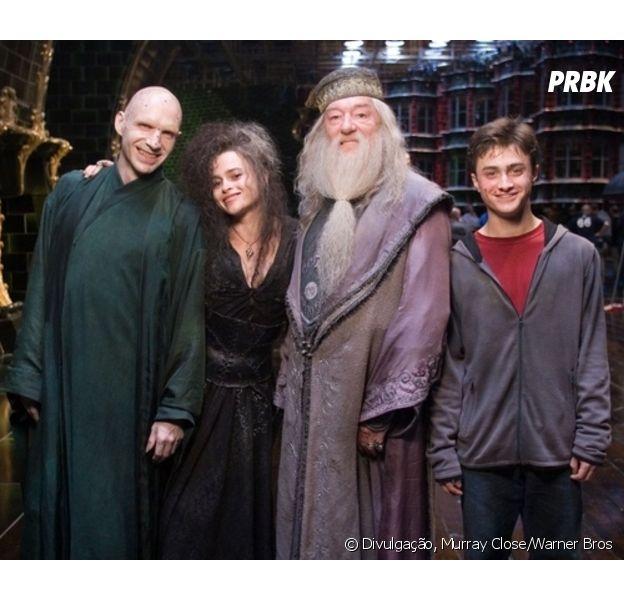 Harry Potter marcou a vida de muitos por aí!