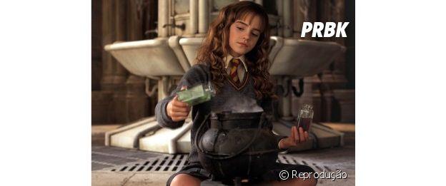 """Bem que podiam vender as poções de """"Harry Potter"""", né?"""