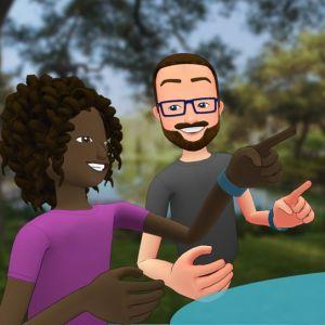 Facebook lança seu primeiro app de realidade virtual!