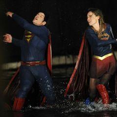 Supergirl e Superman em combate? Melissa Benoist e Tyler Hoechlin gravam para a série da heroína!