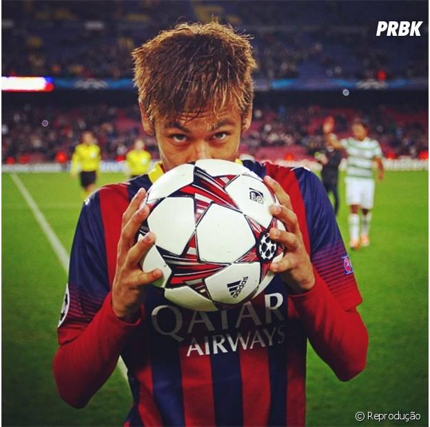 Neymar é o 3º jogador mais valioso do mundo!