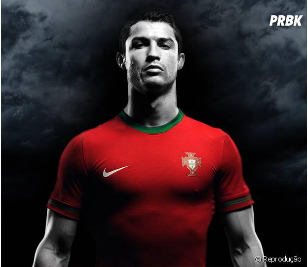 Cristiano Ronaldo não poderia ficar de fora da lista!