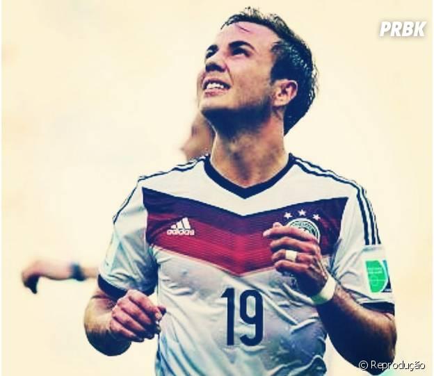 Mario Götze é um dos jogadores mais valiosos do mundo!