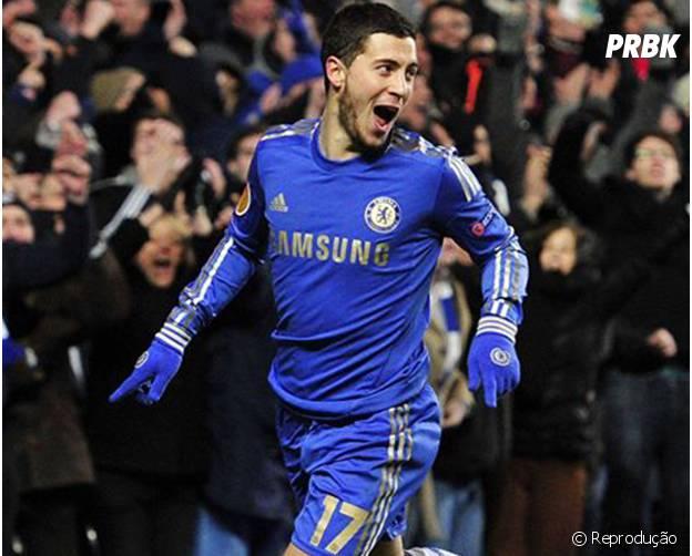 Eden Hazard, da Bélgica, está no Top 10 jogadores mais valiosos da Copa!