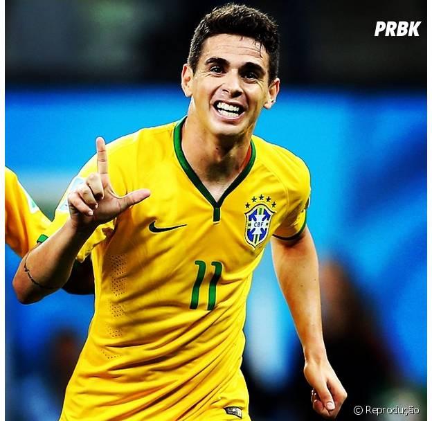 Oscar é mais um brasileiro entre os mais valiosos do mundo!