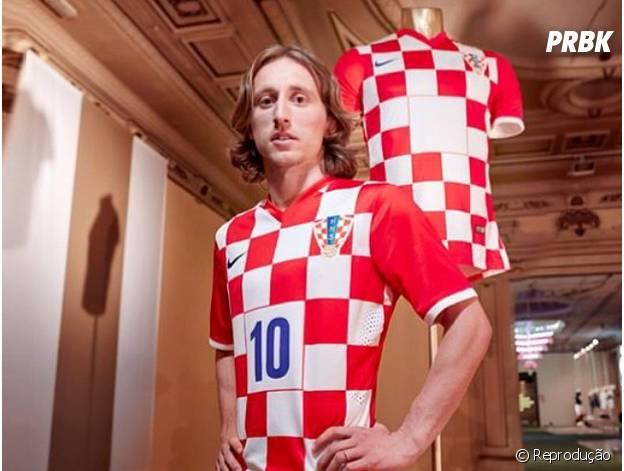 Luka Modric é o 20º jogador mais valioso do mundo!