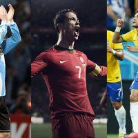 Você sabia? Veja quem são os 20 jogadores mais valiosos da Copa 2014