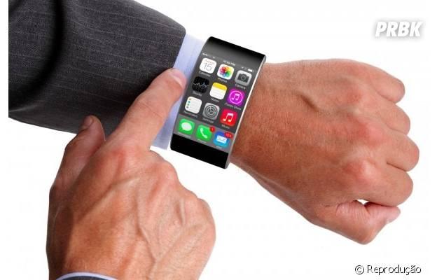 """""""iWatch"""" terá 10 sensores diferentes e vai se comunicar com o sistema iOS 8"""