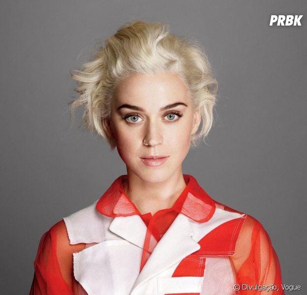 "Katy Perry dá resposta à ""Bad Blood"", de Taylor Swift, e fala sobre novo disco!"