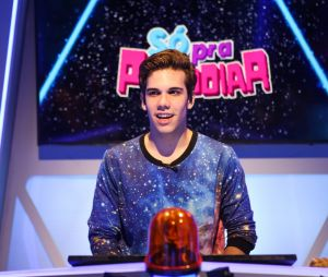Youtuber Mr. Poladoful estreia em programa do Multishow nesta segunda-feira (8)