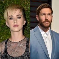 Katy Perry e Calvin Harris farão música juntos e fãs já falam de indireta para Taylor Swift!