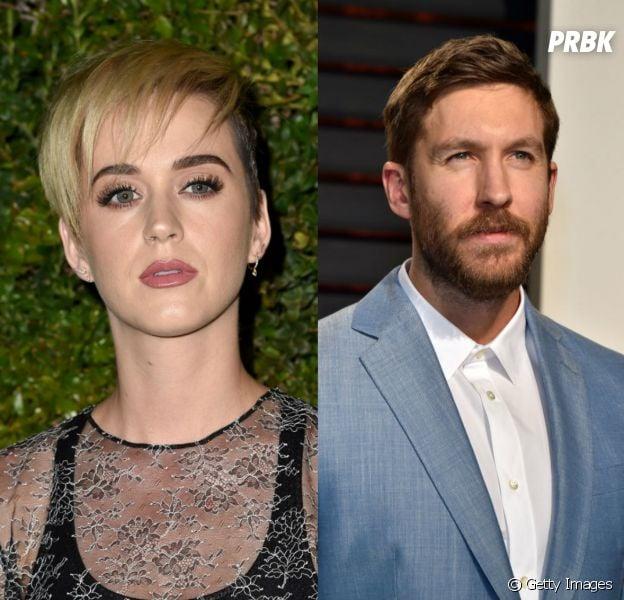 Katy Perry participará do novo álbum de Calvin Harris e fãs falam sobre indireta para Taylor Swift
