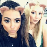 """Anitta e Iggy Azalea em """"Switch"""": confira primeiras fotos dos bastidores do clipe!"""