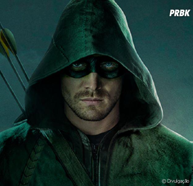 "Descubra novas coisas sobre ""Arrow"""