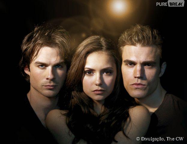 """""""The Vampire Diaries"""" retorna em outubro nas telinhas americanas!"""