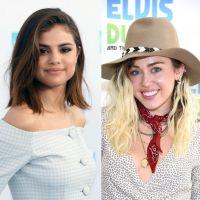 """Selena Gomez diz que """"Malibu"""", de Miley Cyrus, é uma de suas músicas favoritas"""