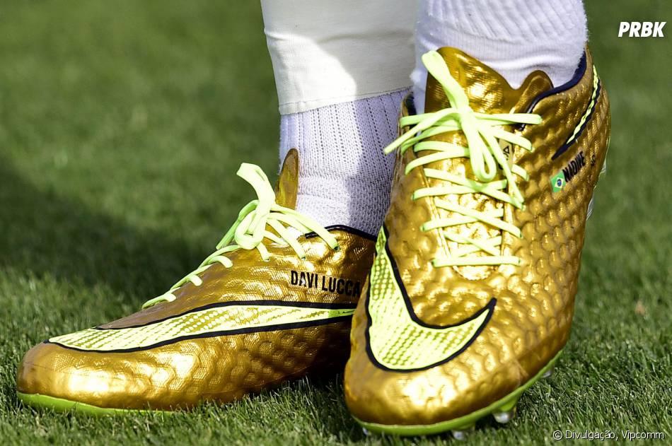9021622ba3 As chuteiras douradas são uma homenagem da Nike para Neymar - Purebreak