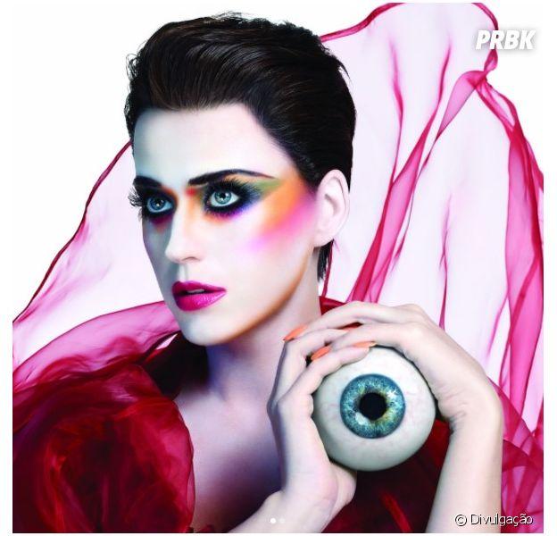 """Katy Perry lança """"Witness"""", seu 5º álbum de estúdio!"""