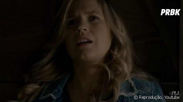 "Final ""Pretty Little Liars"": Charlotte DiLaurentis (Vanessa Ray) é morta acidentalmente por Mona (Janel Parrish)"