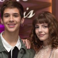 João Guilherme e Beatriz Pirazotto curtem evento juntos após beijo na festa da Maisa Silva!