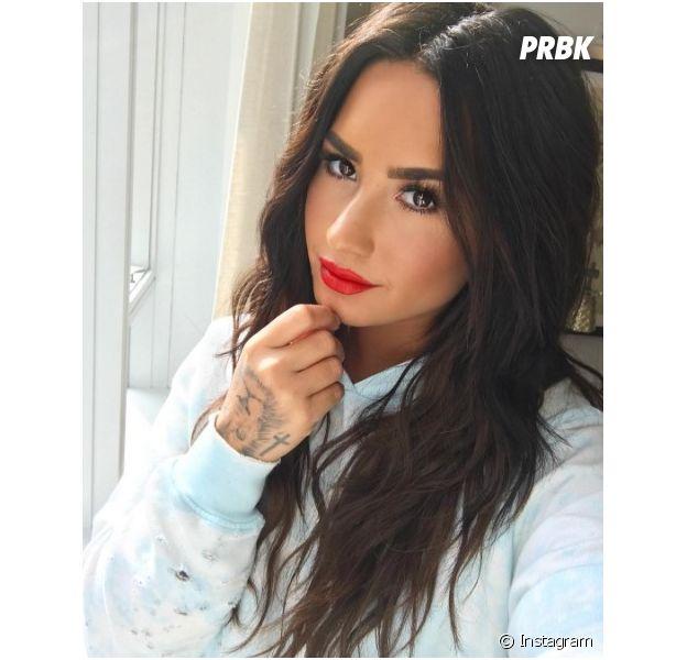"""Demi Lovato libera data de lançamento de """"Sorry Not Sorry"""""""