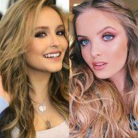 Larissa Manoela ou Giovanna Chaves: quem vestiu melhor looks parecidos?