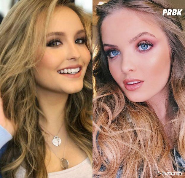 Larissa Manoela ou Giovanna Chaves? Quem vestiu melhor nesses 10 looks super parecidos?