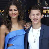 """Tom Holland e Zendaya, de """"Homem-Aranha: De Volta ao Lar"""" estão namorando, de acordo com revista!"""