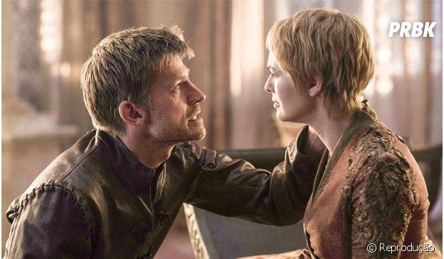 """Em """"Game of Thrones"""", Jaime pode matar Cersei"""