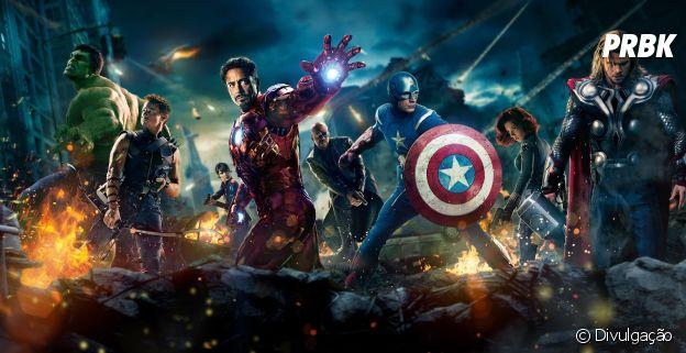 """De """"Vingadores Guerra: Guerra Infinita"""": primeiro trialer é divulgado durante D23!"""
