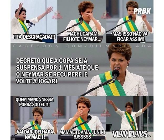 Dilma já deu o recado: nossa Copa, nossas regras!