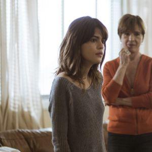 """De """"Os Dias Eram Assim"""": Nanda (Julia Dalavia) descobre que tem Aids e esconde da família e amigos!"""