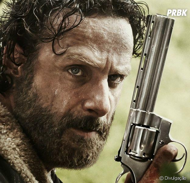 """De """"The Walking Dead"""": série já está chegando na reta final, afirma produtor!"""